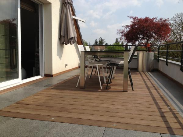 De v ritables pi ces vivre outdoor - Difference balcon terrasse ...